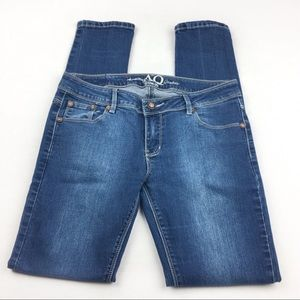 AQ American Quality Denim Jeans, size 9